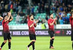 Turkey beat Slovenia 1-0