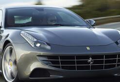 Ferrari FF, İstanbul Autoshow Fuarı'da Şahlanacak