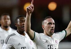 Almanyanın en iyisi Ribery
