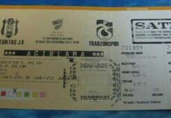 Beşiktaş-Trabzon maçı biletleri satışta