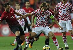Türkiye - Hırvatistan maç sonucu: 1-0 (İşte maçın özeti)