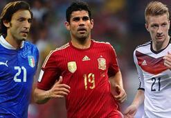 EURO 2016ya katılamayan yıldızlar