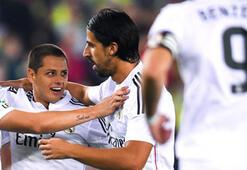 Real Madrid, Granada deplasmanında