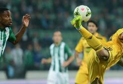 Bursaspor-Sivasspor: 3-0
