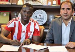 Demir Grup Sivasspor, NDinga ile anlaştı