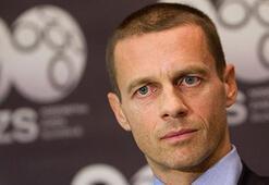 UEFA başkanlığına sürpriz aday