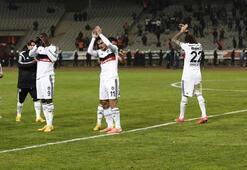 Beşiktaş golcüleri derbide suskun