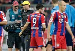 Bayern Münih tam gaz gidiyor