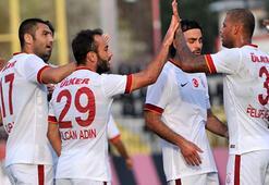 Galatasaray Burakla güldü
