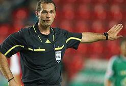 Karabükspor-Rosenborg maçına Çek hakem