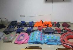 Datçada sürat teknesi ile göçmen kaçakçılığına 4 gözaltı