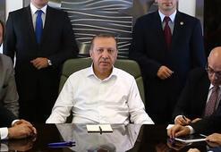 Cumhurbaşkanı Recep Tayyip Erdoğan: Milli Takıma güveniyoruz