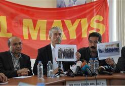 DİSK Başkanı: Sivil polisler eylemcilerin arasına karışarak taş attı