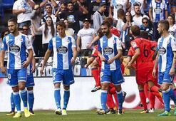 Deportivo La Coruna 2 - 4 Real Sociedad