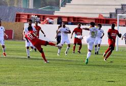 Ümraniyespor-İstanbulspor: 1-0