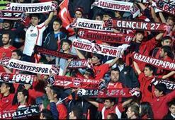 Gaziantep-Bursaspor biletleri satışta