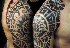 Dövme yaptırmadan önce bir kez daha düşünün