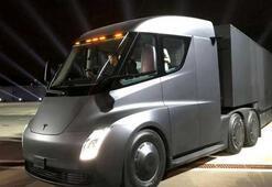 Tesla Semi için en büyük siparişi UPS verdi