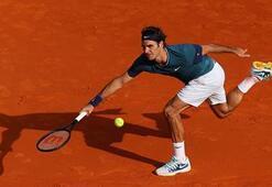Federer turnuvadan çekildi
