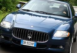 Maserati'nin 4 Kapılı Lüks Sporcusu: Quattroporte S