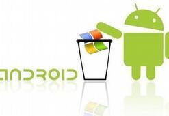 Android 2016da Windowsu geçecek