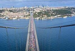 Vodafone İstanbul Maratonuna rekor katılım