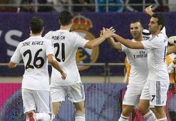Real Madrid - PSG: 1-0