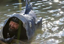 Balığın içinden Kadir Çöpdemir çıktı