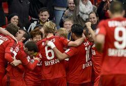 Ömer attı Leverkusen bileti kaptı