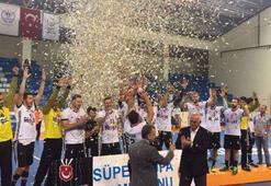 Süper Kupanın şampiyonu Beşiktaş