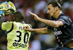 Şampiyon PSGye Reims freni