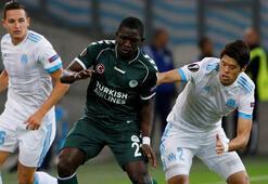 Olympique Marsilya - Atiker Konyaspor: 1-0 (İşte maçın özeti)