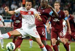 Trabzona büyük şok Antalya geri döndü...