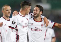 Austria Wien- Milan: 1-5