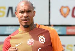 Galatasaraya Nigel de Jong müjdesi