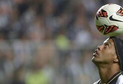 Beşiktaşın Ronaldinho hayali sona erdi