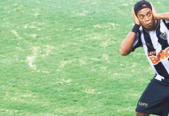 Ronaldinho rüyası bitti