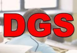 DGS tercih işlemleri ne zaman yapılacak Tüm gözler ÖSYMde...