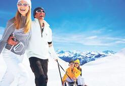 Çocuklarla kar tatili
