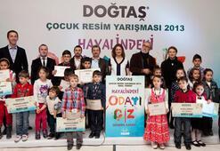 Türkiyenin yedi bölgesinden yedi çocuk hayalindeki odaya kavuştu