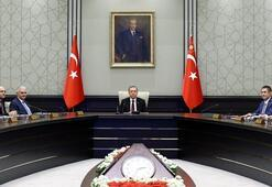 Erdogan chairs Council of Ministers meeting