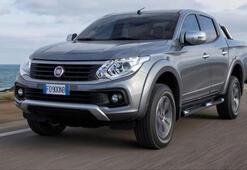 Fiat Fullback Türkiyede görücüye çıktı
