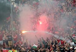 UEFAdan Macaristana para cezası