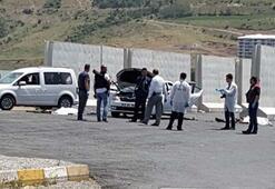 Bitliste PKKlı teröristler polis noktasına saldırdı