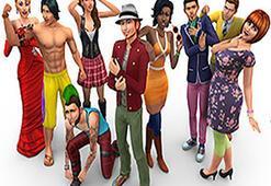 Sims 4 Karakter Yaratıcısı İle İlginç Tipler