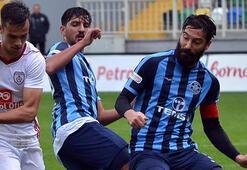 Altınordu-Adana Demirspor: 1-1