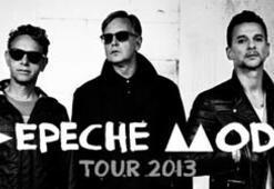 Depeche Mode biletleri satışta