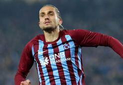 Trabzonsporda frikik tartışması