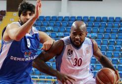 Trabzonspor Basketbol - Demir İnşaat Büyükçekmece: 105-113