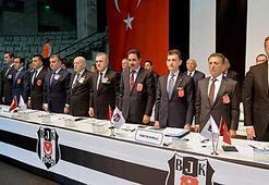 Beşiktaş tüzüğünde 3 madde değiştirildi